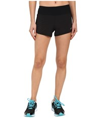 Asics Everysport Shorts Performance Black Women's Shorts