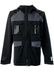 Adidas Originals White Mountaineering Shell Jacket Black