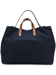 Mismo Ms Haven Holdall Bag Blue
