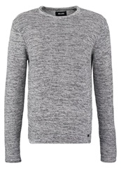 Only And Sons Onsgarfield Jumper Light Grey Mottled Light Grey