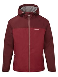 Craghoppers Fermont Jacket Ox Blood