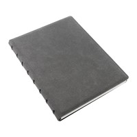 Filofax A5 Architexture Notebook Concrete