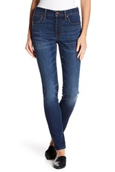 Madewell High Rise Skinny Jeans Creston Wash