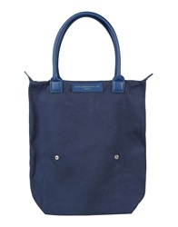 Want Les Essentiels De La Vie Handbags Dark Blue