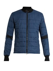Canada Goose Dunham Down Filled Jacket Blue