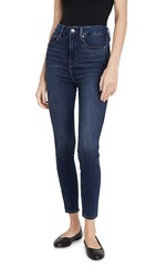 Good American Curve Skinny Jeans Blue353