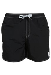 Adidas Performance Solid Swimming Shorts Black
