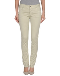 Shaft Casual Pants Beige