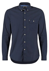 New Man Lisandre Straight Fit Shirt Indigo Blue