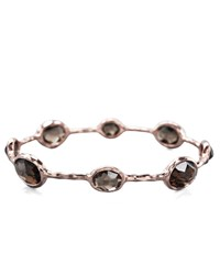 Eight Stone Rose Bangle Ippolita Rose Smoky Quartz