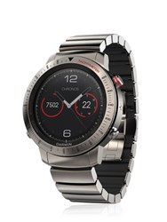 Garmin Fenix Titanium Chrono Watch