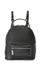 Deux Lux Annabelle Convertible Mini Backpack Black
