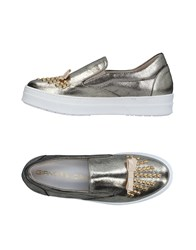 Giancarlo Paoli Footwear Low Tops And Sneakers Platinum