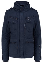 Khujo Winter Jacket Dirty Blue Dark Blue