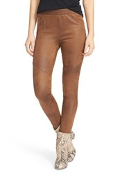 Free People Women's Never Let Go Faux Leather Pants