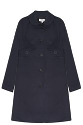Paul And Joe Sybil Trench Coat Navy