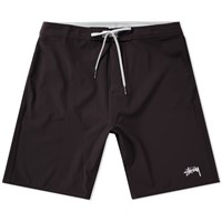 Stussy Stock Trunk Black