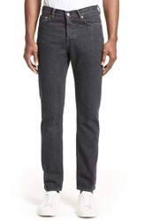 Our Legacy Men's First Cut Slim Leg Jeans