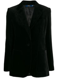 Polo Ralph Lauren Single Breasted Jacket Black