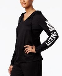 By Jennifer Moore Hooded Pajama Top Only At Macy's Born Sleepy