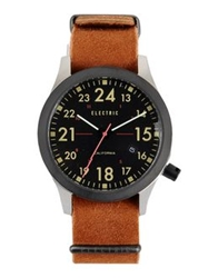 Electric Eyewear Electric Wrist Watches Brown