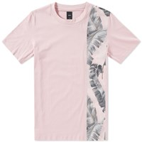 Over All Master Cloth Oamc Sliced Tee Pink