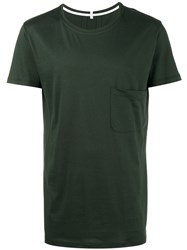Lot 78 Lot78 Short Sleeve T Shirt Cotton Modal Xs Green