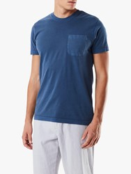 Dockers Pocket T Shirt Sargasso Sea Blue