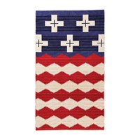 Pendleton Oversized Jacquard Beach Towel Brave Star