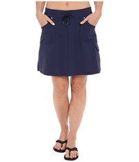Kuhl Mova Skort Denim Blue Women's Skort