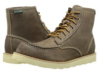Eastland 1955 Edition Lumber Up Grey Lace Up Boots Gray