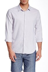 Save Khaki Oxford Simple Classic Fit Shirt Multi