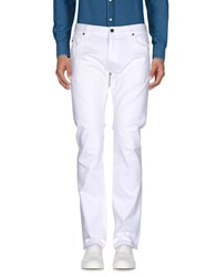 Z Zegna Zzegna Casual Pants White
