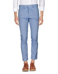 True Nyc. Casual Pants Blue