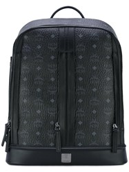 Christopher Raeburn Backpack Unisex Leather One Size Black