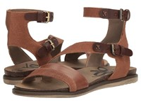 Otbt March On Tuscany Women's Dress Sandals Brown