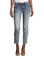 Vigoss Distressed Faded Jeans Light Wash