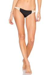 Koa Sahara Reversible Brazilian Bottom Black