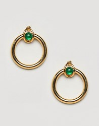 Gogo Philip Philipp Poison Ivy Earrings Gold
