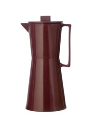 L'abitare Terra Moka Shaped Pitcher With Lid