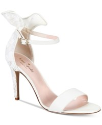 Kate Spade New York Iris Dress Sandals Women's Shoes Off White