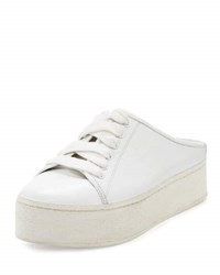 Opening Ceremony Cici Lace Up Mule Sneaker White