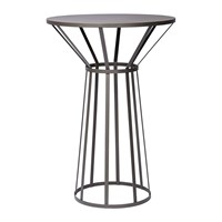 Petite Friture Hollo Table For 2 Anthracite