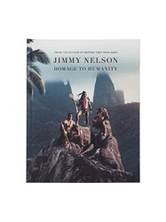 Rizzoli Multicoloured Jimmy Nelson Homage To Humanity Book