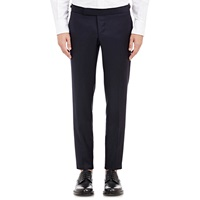 Thom Browne Twill Trousers Navy