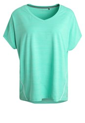 Esprit Sports Basic Tshirt Aqua Green Light Green