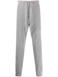 Tom Ford Buttoned Pocket Track Pants Grey