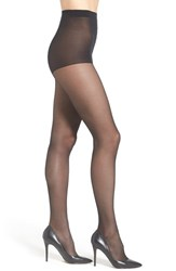 Chelsea 28 Women's 'Baby Net' Control Top Tights Black