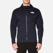 The North Face Men's Fine Full Zip Hoody Urban Navy Blue