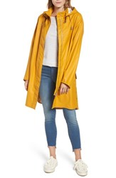 Ilse Jacobsen Rain Slicker Golden Yellow